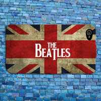England Union Jack Flag Beatles iPhone Case Cool Music Phone Cover John Lennon Case iPhone 4 iPhone 5 iPhone 4s iPhone 5s iPhone 5c Case