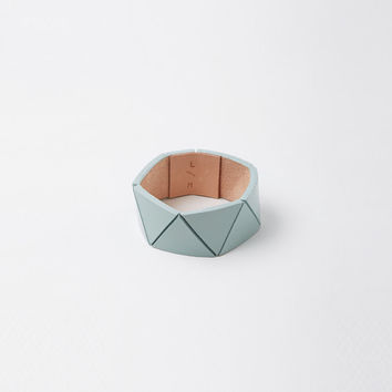 Triangle Cuff by Lauren Manoogian