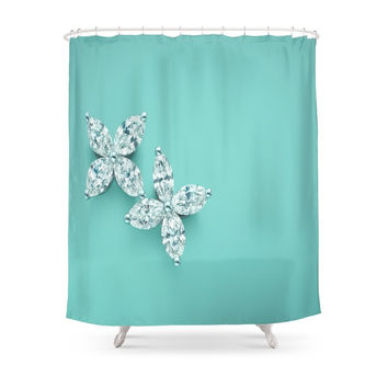 Society6 Tiffany Victoria Shower Curtain
