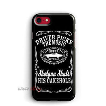 Supernatural iPhone Cases Sam Dean Winchester Samsung Galaxy Cases iPod cover