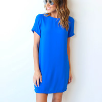 Susie Shift Dress