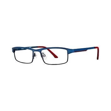 Timex - Dugout 46mm Blue Eyeglasses / Demo Lenses