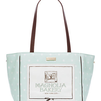 Kate Spade Magnolia Bakery Cupcake Box Tote Multi ONE