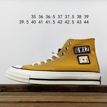 Kuyou Fa19630 Converse Chuck Taylor 1970 High Top Shoes
