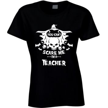 Halloween Teacher T-Shirt