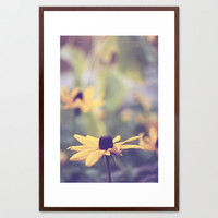 Susan Framed Art Print by CMcDonald | Society6