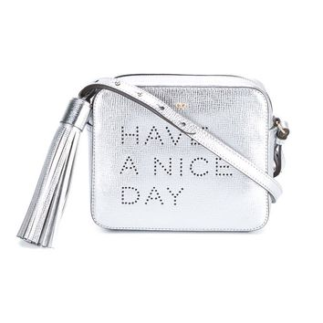 Have A Nice Day Leather Bag - ANYA HINDMARCH