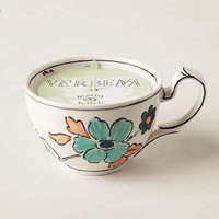 Anthropologie - Tea Cup Candle