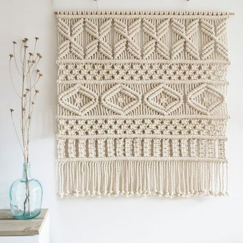 Shop Macrame Patterns On Wanelo