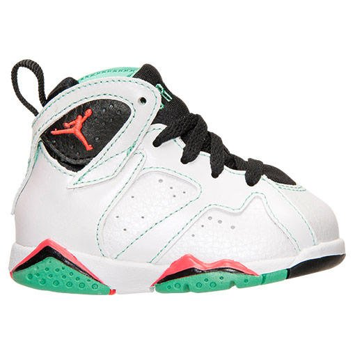 803bbdb663bc27 Girls  Toddler Air Jordan Retro 7 from Finish Line