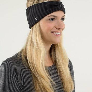run with me ear warmer | women's headwear | lululemon athletica