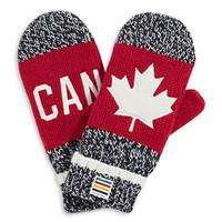 Gift Guide | Stocking Stuffers | 2016 Canada Red Mittens Adult | Hudson's Bay