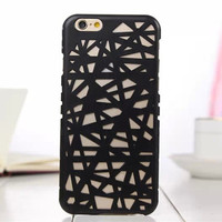 Nest Style Matte Super Thin Phone Case Cover for iPhone 6S & iPhone 6S Plus