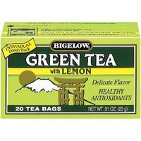 Bigelow® Green Tea with Lemon - 20ct