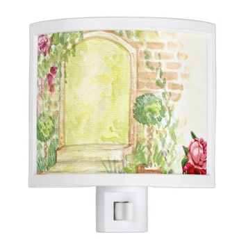 Enchanted Garden Night Light