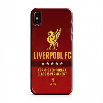 LIVERPOOL FC THE REDS 2 iPhone X Case