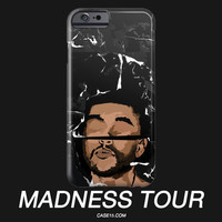 The Weeknd Madness Tour Illustration IPhone / Galaxy Case