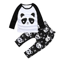 Baby Boy Clothes Baby Girl Clothing Sets Long Sleeve Newborn Baby Clothes Infant Jumpsuits