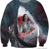 Shark Bait Crewneck Sweatshirt