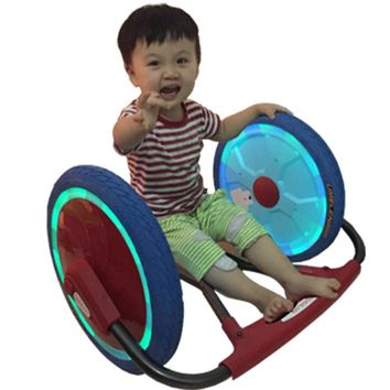 Children baby scooter kids 3 in 1 Flashing Swing Car Lifting 1-9 Years Old  boy girl  Hand type vehicle Outdoor Toys