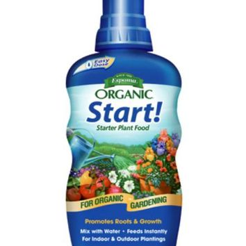 Espoma ST24 Organic Start Liquid Plant Food, 24 oz