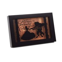 Hallmark Framed Print - Beauty and the Beast