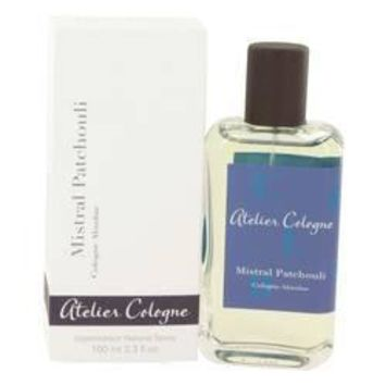 Mistral Patchouli Pure Perfume Spray By Atelier Cologne