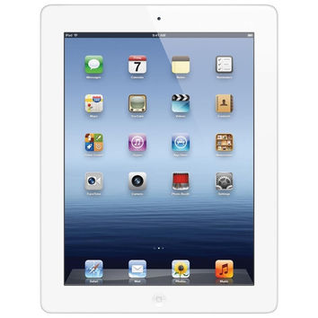 Apple iPad 3 Tablet 32GB WiFi (White)