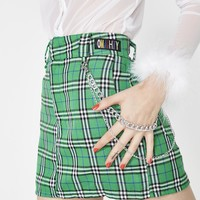 Daria Chain Skirt
