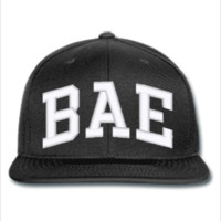 bae embroidery HAT - Snapback Hat