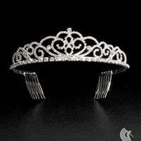 Curtain Call Costumes® - Regal Tiara