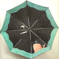 Starry Whale Brella by OverOurHeads on Etsy