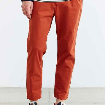 CPO Tyson Cropped Tapered Chino Pant-