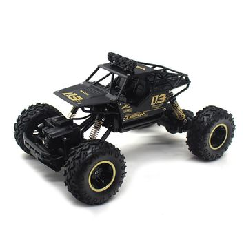 4WD Electric RC Car Rock Crawler Remote Control Toy Cars On The Radio Controlled 4x4 Drive Off-Road Toys For Boys Kids Gift 5188
