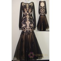 BA62181 black long sleeve muslim evening dress, View muslim long sleeve maxi dress, Choiyes Evening Dress Product Details from Chaozhou Choiyes Evening Dress Co., Ltd. on Alibaba.com