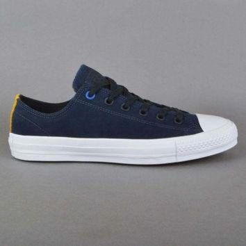 LMFUG7 Converse CTAS Pro Suede OX-Obsidian/Wht