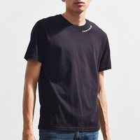 Calvin Klein Embroidered Crew Neck Tee | Urban Outfitters