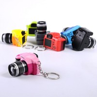 Digital Camera Key Chain