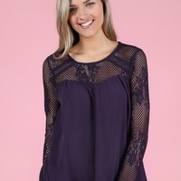 Altar'd State Shaded Nights Top | Altar'd State