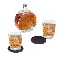 Jack Daniel's Old No.7 Decanter Set