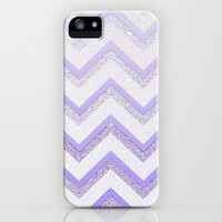 *** NUDE PURPLE CHEVRON  ***  iPhone & iPod Case by Monika Strigel for iphone 5 + 4S + 4 + 3GS + 3G + ipod touch + Samsung Galaxy S4