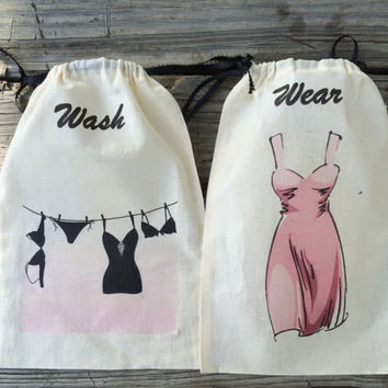 Travel Lingerie Bags 116