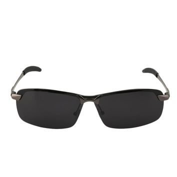 Night Vision Polarized Sunglasses Glasses for Outdoor Driving Fishing Super light Frame Soft rubber nose Pad