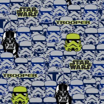 Star Wars - Storm Troopers V Neck Scrub Top
