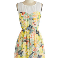 Oh My Garden Dress