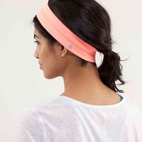 fly away tamer headband *pinstripe | women's headwear | lululemon athletica