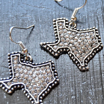 Texas Sparkle Earrings
