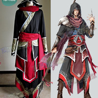 Assassin's Creed Cosplay Costume Outfit Set