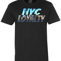 New York City Skyline T-Shirt - The Loyalty Collection