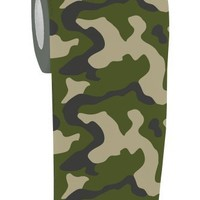 BigMouth Inc Camouflage Toilet Paper